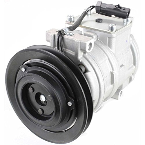 Dodge Intrepid Ac Compressor (Diften 685-C0026-X01 - New A/C AC Compressor Le Baron 300 With clutch Dodge Caravan Intrepid 300M LHS)