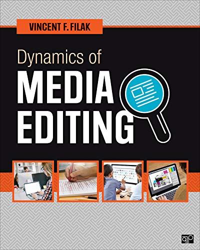 Dynamics of Media Editing