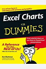 Excel Charts For Dummies by Ken Bluttman (2005-06-10) Paperback