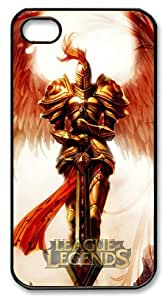 LZHCASE Personalized Protective Case for iphone 4 - Game League of Legends Kayle