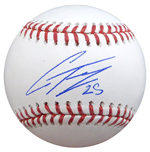Gleyber Torres Autographed Official MLB Baseball New York Yankees