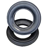 Two - Farm Tractor Front Tires & Tubes 6.00-16 600X16,600-16 6.00X16 DISC, WAGON
