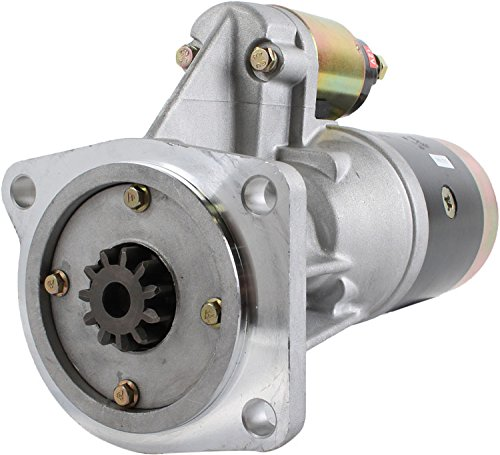 DB Electrical SHI0168 New Starter For 4.2 4.2L Ud Nissan 1300 1400 Truck 1992 1993 1994 1995 1996 1997 1998 92 94 95 96 97 98 IMI4020-002 S14-20 23300-05D00 23300-05D01 2-2319-HI S14-02 18215
