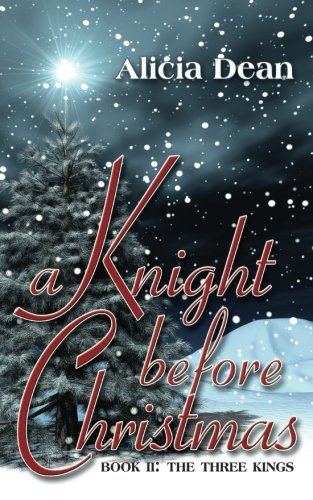 book cover of A Knight Before Christmas