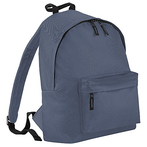 Blue Backpack Fashion Airforce BagBase BG125 6vSqgg