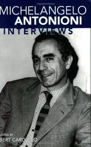 Michelangelo Antonioni: Interviews (Conversations With Filmmakers Series)