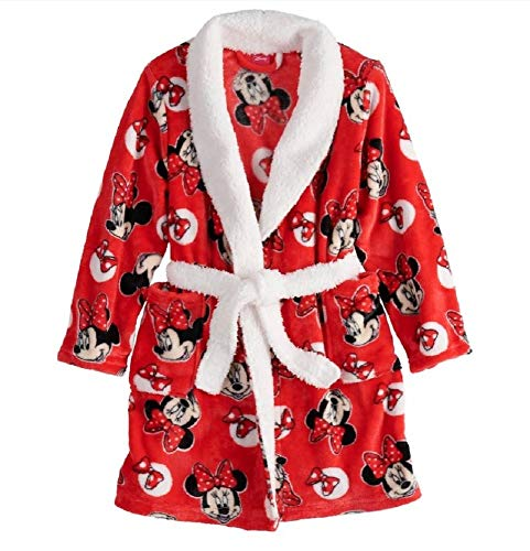 Disney's Minnie Mouse Plush Robe