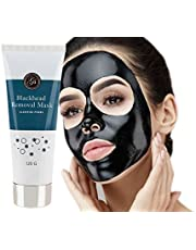 Blackhead Remover Peel Off Face Mask (120g) - Pimple Removal Face Mask, Purifying Acne & Deep Pores Cleansing Blemish - Black Head Tool, Deep Cleanser Minimize Pores & Reduce Redness for Acne-Prone Skin - Use as Nose Stripe & Hard to reach areas **As Seen on Dragons Den**