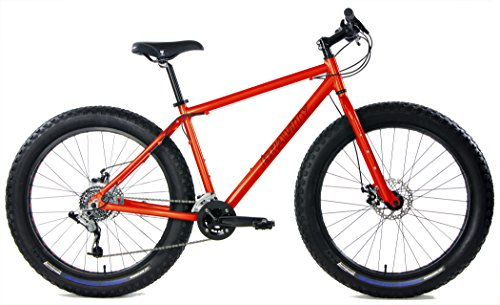 Gravity Bullseye Monster 26 inch Fat Bike 26in...