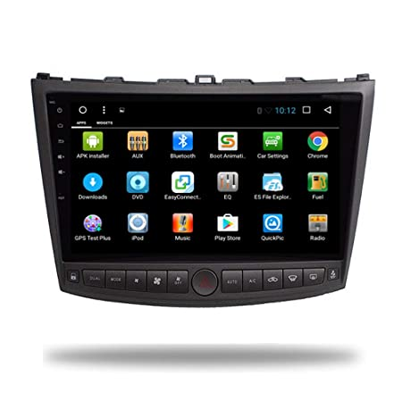 Amazon.com: Car Radio GPS Android 7.1 Navi Player for Lexus IS250 IS200 IS220 IS300 Head Unit Car GPS Stereo Multimedia Video in Dash Audio Navigaton with ...