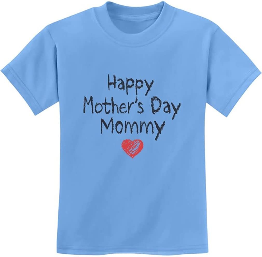My Heart Belongs to Mommy Dinosaur Love Mothers Day Kids Boys T-Shirt