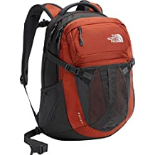 North Face Recon Hiking Backpack One Size Ketchup Red Asphalt Grey