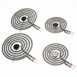 8 in stove burner - Supplying Demand MP22YA Electric Range Burner Kit 4 Piece Set MP15YA MP21YA
