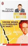 Simone Weber : La diabolique de Nancy par Hondelatte