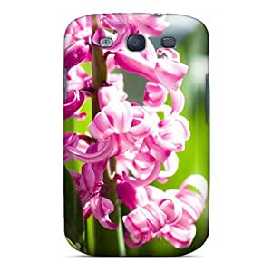 ChoiceForYou XRmcy276CuVRU Skin For Case Iphone 5/5S Cover (amazing Pink Flowers)