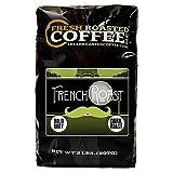 French Roast Coffee, Whole Bean, Fresh Roasted Coffee LLC. (2 lb.)