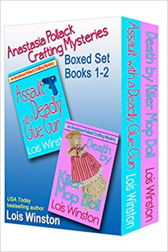 Download book from google books Anastasia Pollack Crafting Mysteries Boxed Set: Books 1-2 PDF ePub by Lois Winston