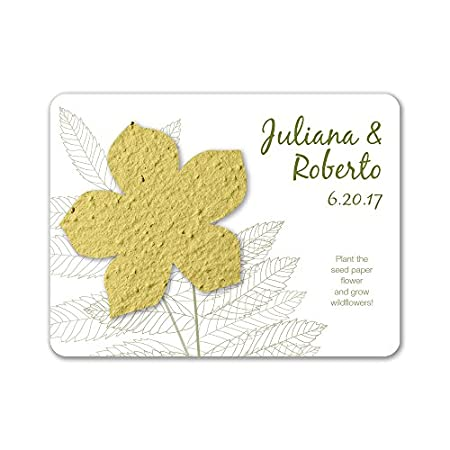51GxsWUKQlL._SS450_ Plantable Wedding Favors and Seed Packet Wedding Favors