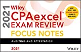 Wiley CPAexcel Exam Review 2021 Focus