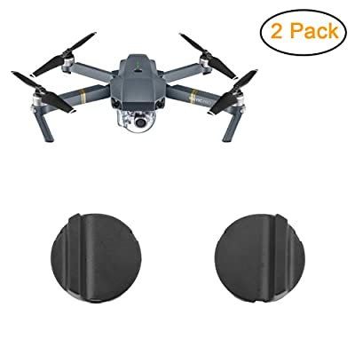 Yothfly DJI Mavic Pro Replacement Original Back Covers Accessories for Drone (Set of 2): Toys & Games