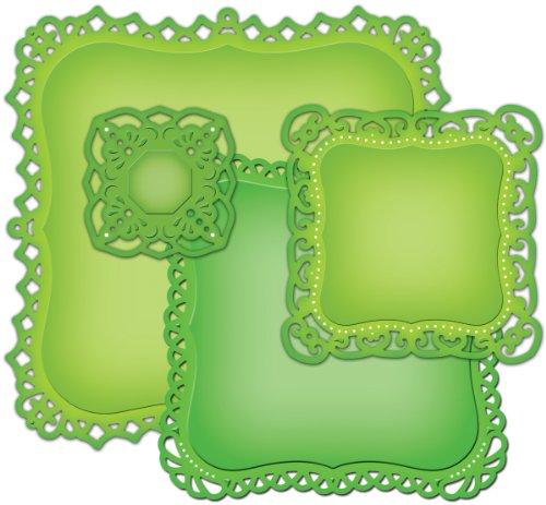 Spellbinders S4-379 Nestabilities Decorative Labels One Die Templates