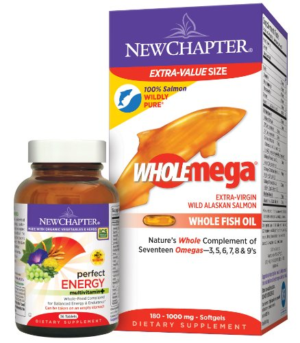 natural fish oil supplement