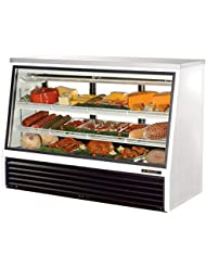 True TSID-72-3, 72.5 Wide Single Duty Refrigerated Deli Case