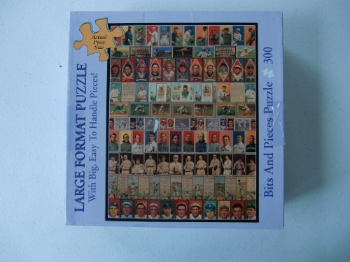 Oldetime Baseball 300 Piece Large Format Puzzle
