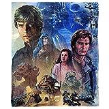 "Disney Star Wars, ""Return of the Jedi"" Silk Touch"