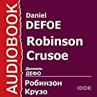 Robinson Crusoe [Russian Edition] Audiobook by Daniel Defoe Narrated by Maksim Suslov