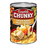 Campbell's Chunky Chicken Noodle Soup, 540ml