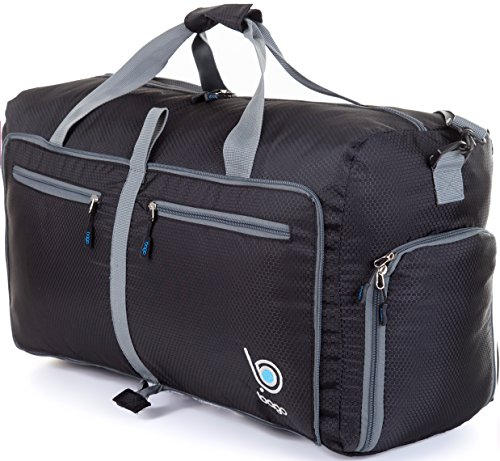 Bago Travel Duffle Bag For Women & Men – Foldable Duffel Bags For Luggage Gym Sports – DiZiSports Store
