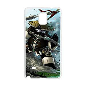 Chen Stormstout Samsung Galaxy Note 4 Cell Phone Case White present pp001_9819783