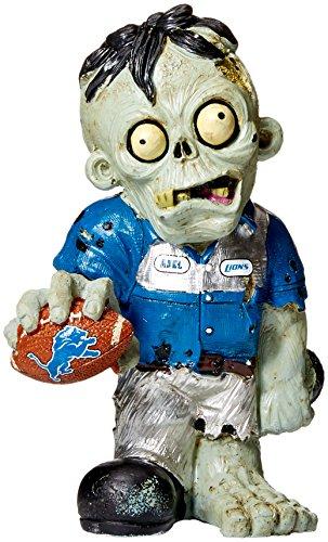 FOCO Detroit Lions Resin Thematic Zombie (Detroit Lions Figurine)