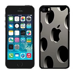 New Personalized Custom Designed For iPhone 5C Phone Case For 3D Plastic Apple Logo Phone Case Cover