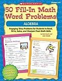 Algebra, Bob Krech and Joan Novelli, 0545074878