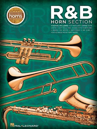 R&b Horn Section - R&B Horn Section (Saxophone / Trumpet) - Transcribed Horns