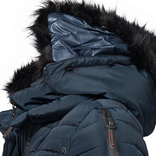 Femme matelass pour d'hiver Moonshine Manteau Marikoo 4YWRT0ST