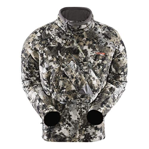 Sitka Men's Quiet Gore-Tex Windstopper Insulated Hunting Fanatic Jacket from Sitka