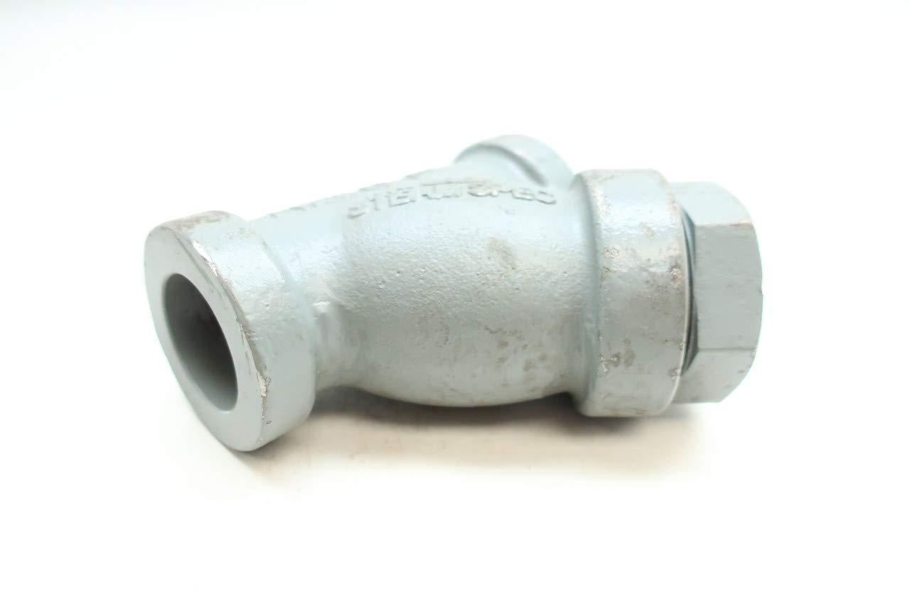 MUELLER 10-580-01 Steel Socket Weld Y-Strainer 600 1IN