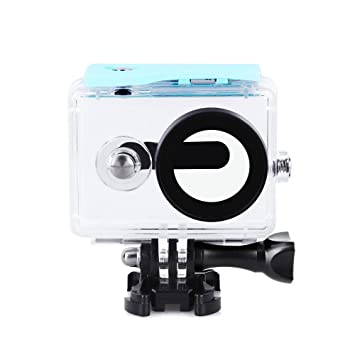 NIUTOP Xiaomi Yi Waterproof Case, Underwater Waterproof ...