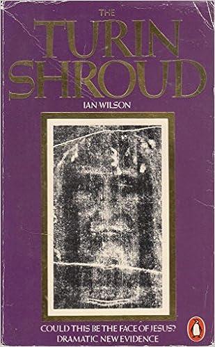 turin shroud book