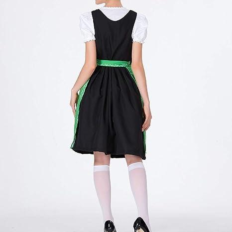 Vestido de mujer PPangUDing, vestido de tirolesa de Múnich, para ...