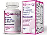 Cassanovum EGG - Premium Preparation for Quality Egg Formation, Women Multivitamin