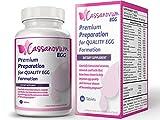 Cassanovum EGG - Premium Preparation for Quality Egg Formation, Women Multivitamin