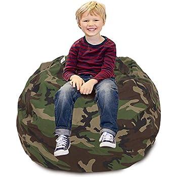Amazon Com Ace Casual Mossy Oak Bean Bag Chair 108 Break
