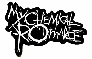 Amazon.com: My Chemical Romance Music Band Logo
