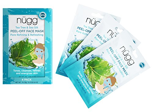 NÜGG Toning, Pore Refining and Cooling PEEL-OFF FACE MASK w