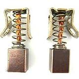 Bosch balais de charbon GSR 12VE2 GSR 14VE2 GSR 18VE2 GSR 24VE2 GSR 36V-Li (1 PAIR) BS9