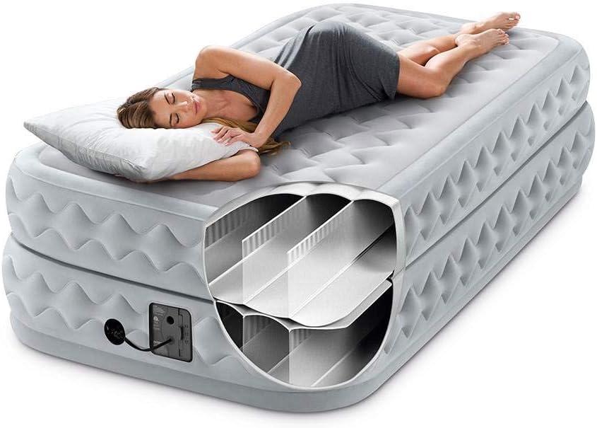 Amazon.com: Intex Supreme Air Flow - Colchón de cama con ...